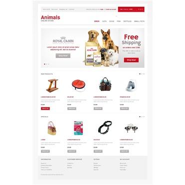 Animals Store