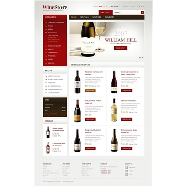 Wines for Gourmets