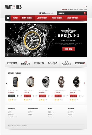 Precise Watches