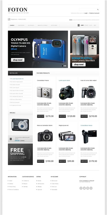 Photo Store