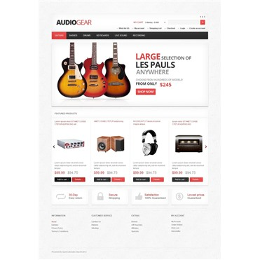 Gear for Musicians