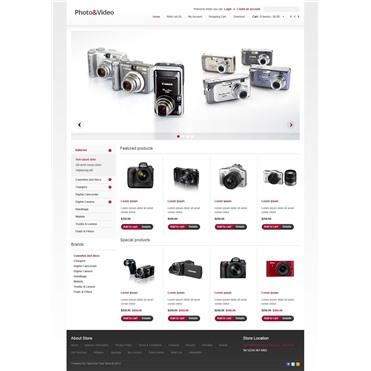 Photo & Video Store
