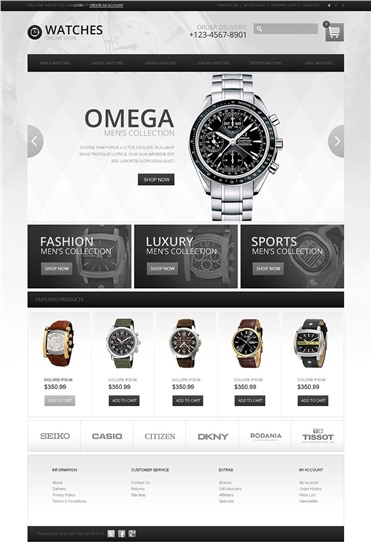 Wrist Watches Store