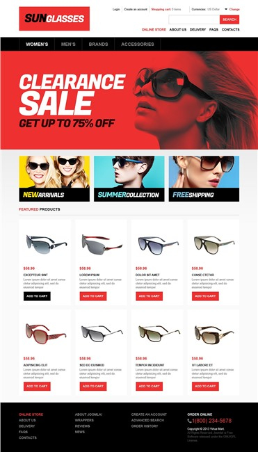 Sunglasses for All Types of Faces