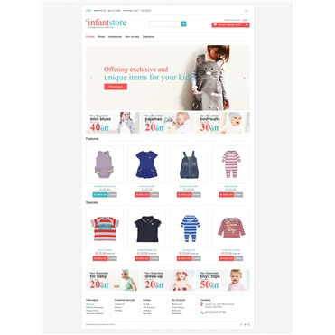 Infant Store