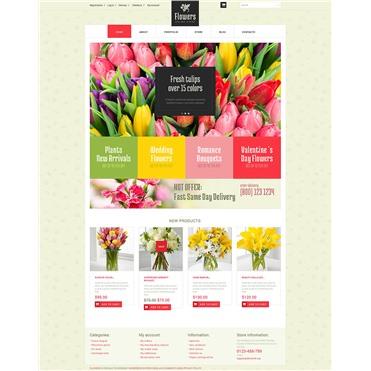 Floristic Store