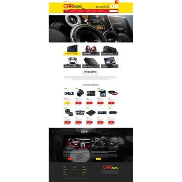 Car Audio Video Equipment