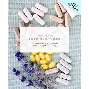 Pharmaso - Drug Store