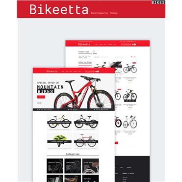 Bikeetta - Bikes Store