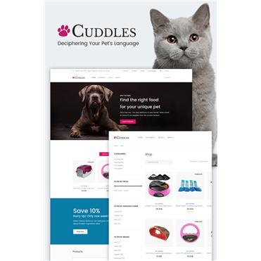 Cuddles - Pet Shop