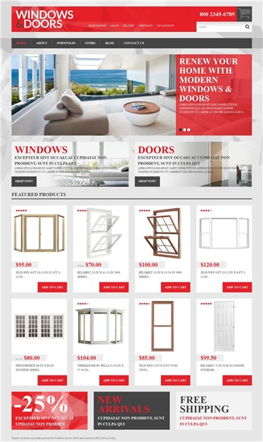Windows Doors Store