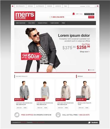 Men's Store