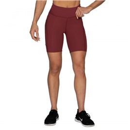 Спортивные шорты Better Bodies Chrystie Shorts V2, Sangria красные