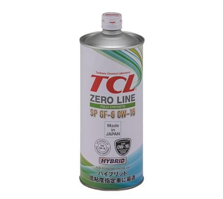 TCL Zero Line 0W-16 SP/GF-6 (1 л.)