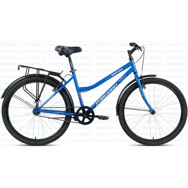 "Велосипед 26"" Forward Barcelona 1.0, интернет-магазин Sportcoast.ru"