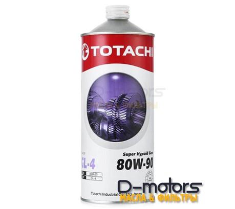 TOTACHI SUPER HYPOID 80W-90 (1л.)
