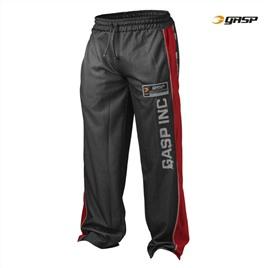 Спортивные брюки GASP No1 Mesh Pant, Black/Red