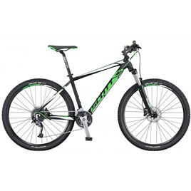 ��������� Scott Aspect 740 Black/Green/White (2016), интернет-магазин Sportcoast.ru