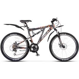 Велосипед Stels Voyager (2014) Черный/Серый, интернет-магазин Sportcoast.ru
