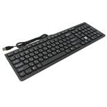 Клавиатура проводная USB Defender UltraMateSM-530 RU (45530)