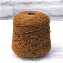 Пряжа Napy - бэби альпака, Горчица, 100м/50г, Lama Lima