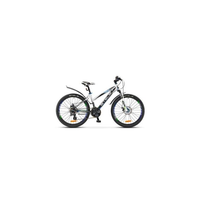 "Велосипед Stels Navigator 24"" 470 MD V020 Белый/Черный  , интернет-магазин Sportcoast.ru"
