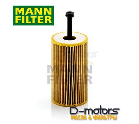 Фильтр масляный MANN HU612x