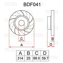 BDF041