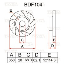 BDF104