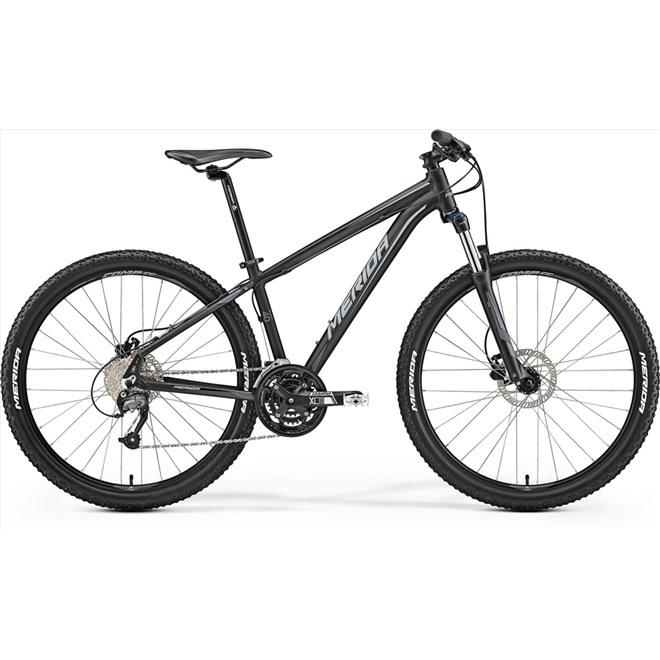 Велосипед Merida Big Seven 40D Matt Blue/Black/White (2017) , интернет-магазин Sportcoast.ru