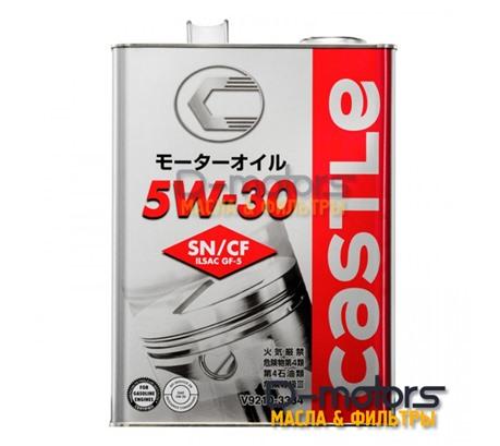 Моторное масло Castle SN/CF 5W-30 GF-5 (4л.)