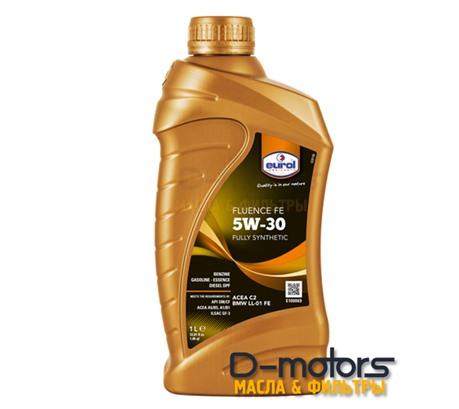 Моторное масло EUROL Fluence FE 5W-30 C2 (1л.)