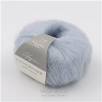 Пряжа Vogue Голубой 558, 225м/25г, Casagrande