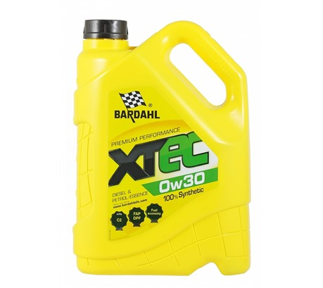 Bardahl XTEC 0W-30 (5 л.)