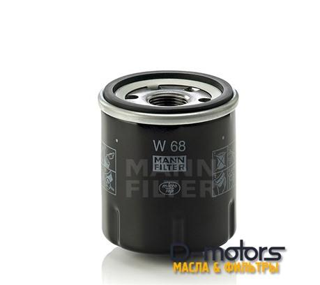 Фильтр Масляный Mann W68