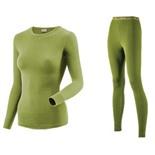 Комплект женского термобелья Guahoo: рубашка + лосины (22-0571 S/LGN / 22-0571 P/LGN)