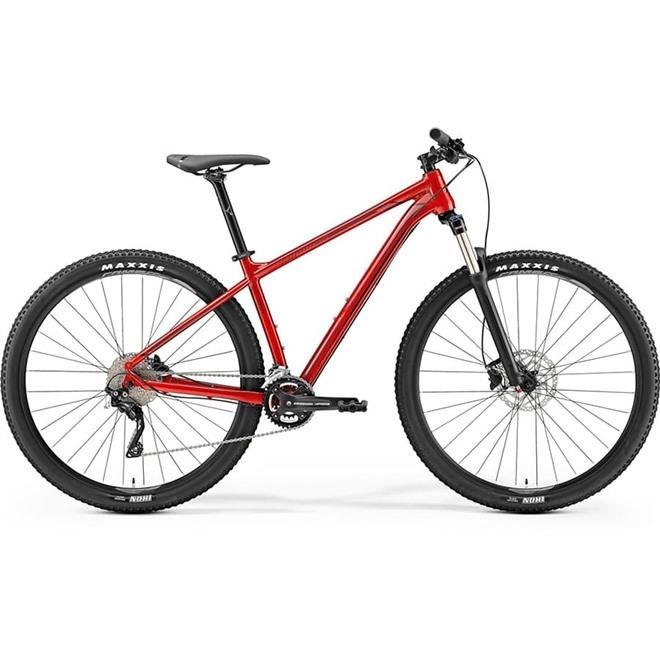Велосипед Merida Big Nine 300 2019, интернет-магазин Sportcoast.ru
