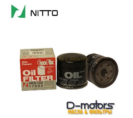 Фильтр масляный NITTO 4RS-103
