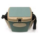 Ящик для зимней рыбалки A-elita малый (пластик, органайзер, отдел. под удочку)
