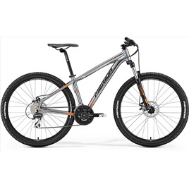 Велосипед Merida Big Seven 20MD Anthracite/Orange/Black (2017) , интернет-магазин Sportcoast.ru
